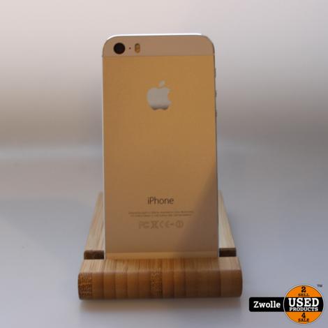 Apple iPhone 5S 64GB Gold   Geen vingerafdrukscanner