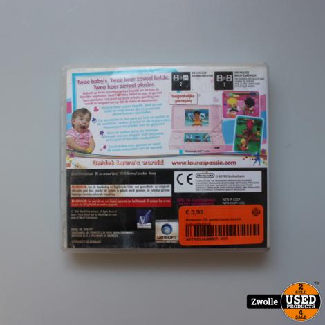 Nintendo DS game Laura passie babysitterclub