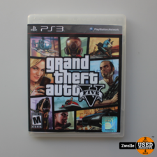 Grand Theft Auto V | Playstation 3 Game