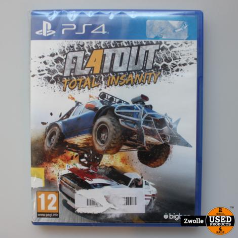 Playstation 4 game Fl4tout 4