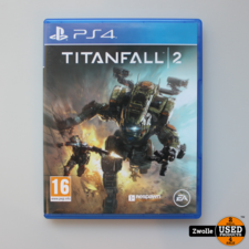Playstation 4 game Titanfall 2