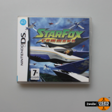 Star Fox Command DS Game