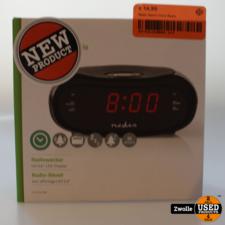 Nedis Alarm Clock Radio