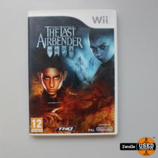 Wii game Last Airbender