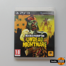 Red Dead Redemption, Undead Nightmare | Playstation 3 Game