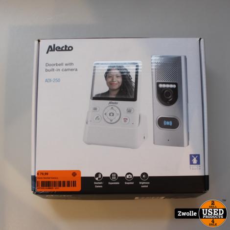Alecto Deurbel Camera