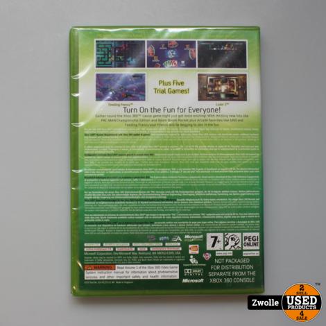 xbox 360 game arcade