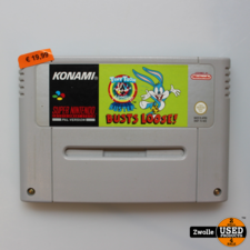SNES game Tiny Toon Busts Loose