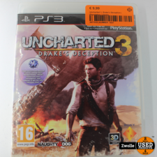 Uncharted 3, Drake's Deception | Playstation 3 Game