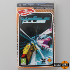 PSP game Wipeout Pulse
