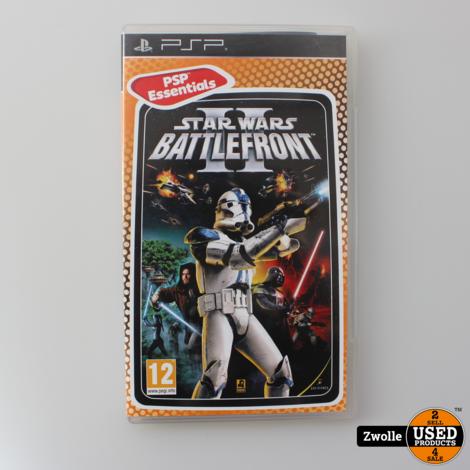 PSP game Battlefront