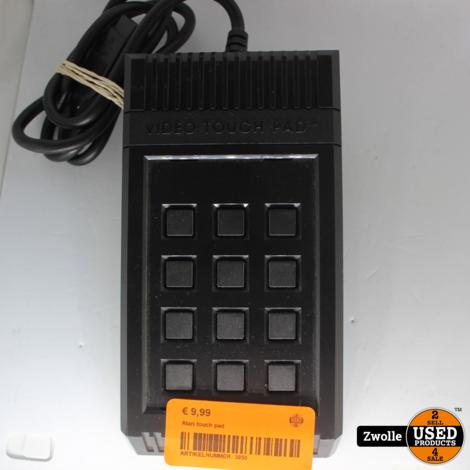 Atari touch pad