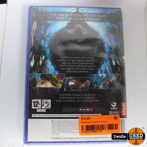 Playstation 2 Wesky kya game