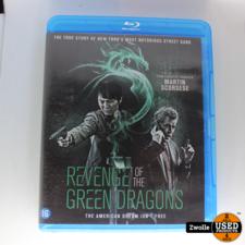 Revenge of the Green Dragons Blu-ray