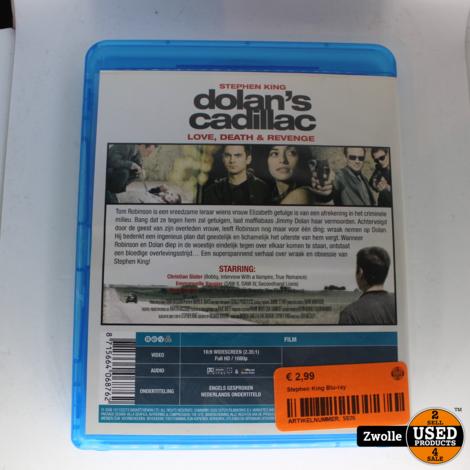 Stephen King Blu-ray