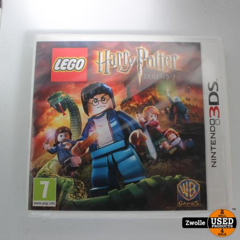 Nintendo 3DS game | Harry Potter Jaren 5-7