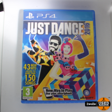Playstation 4 game Just Dance 2016
