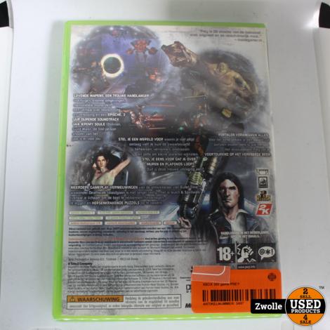 XBOX 360 game PREY