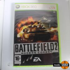 xbox XBOX 360 Game Battlefield 2 modern Combat
