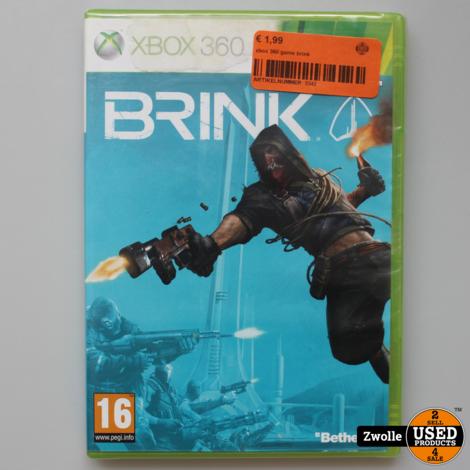 xbox 360 game brink