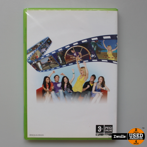 xbox 360 game youre in the movies