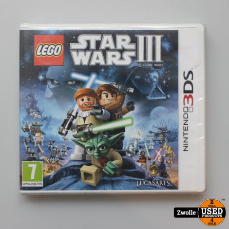 Star Wars III | Nintendo 3DS Game