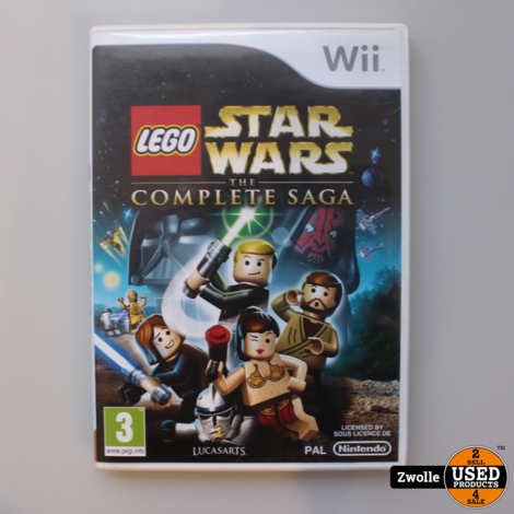 Wii Game Star Wars