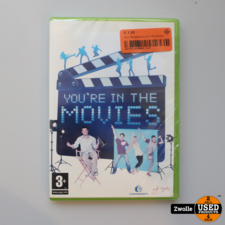 xbox xbox 360 game you are in the movies