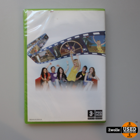 xbox 360 game you are in the movies