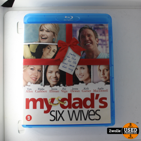 My Dad's Six Wives Blu-ray