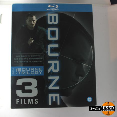Bourne Blu-ray