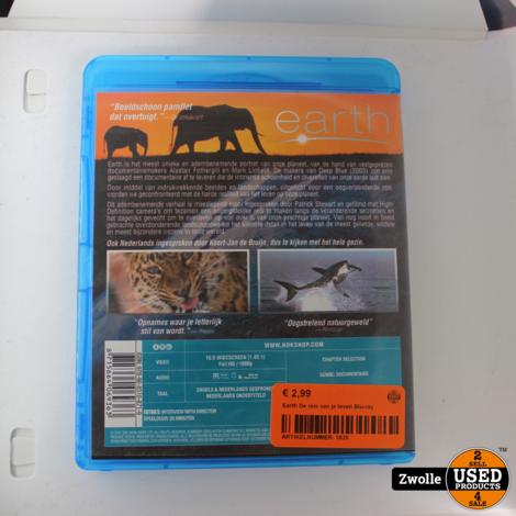 Earth De reis van je leven Blu-ray