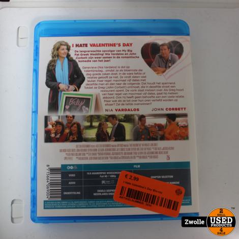 I Hate Valentine's Day Blu-ray