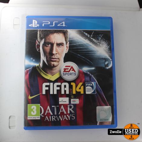 Playstation 4 game Fifa 14