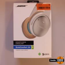 Bose Bose QuietComfort 25 Hoofdtelefoon met noise cancelling