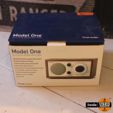 Tivoli Audio Model One | Radio.| Nieuw Demo product