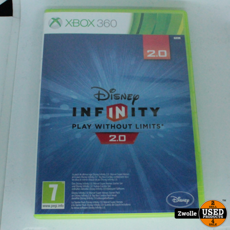 Xbox 360 game Disney Infinity 2.0