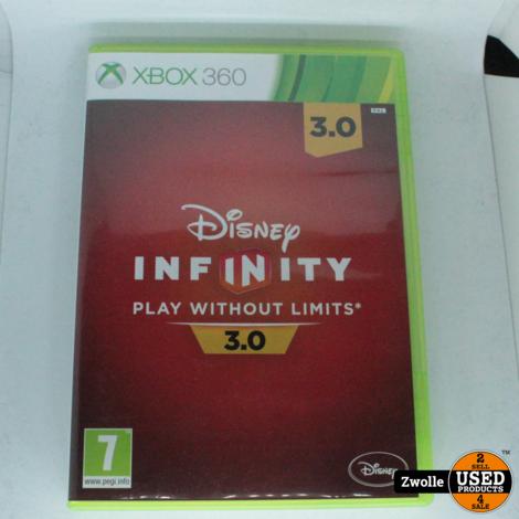 Xbox 360 game Disney infinity 3.0