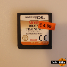 Brain Training | Nintendo DS Game