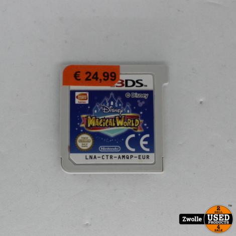 Disney Magical World | 3DS Game