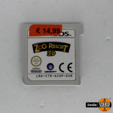 Zoo Resort | 3DS Game