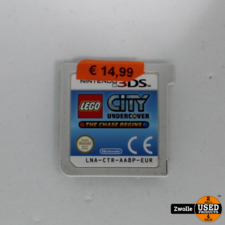 Lego City Undercover | 3DS Game