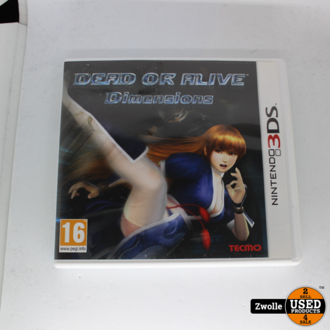 Dead or Alive | 3DS Game