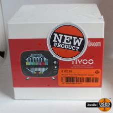 Divoom Tivoo Red Bluetooth speaker | met pixelscherm
