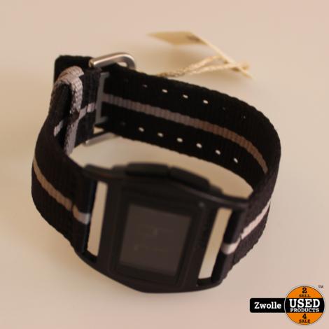 Converse horloge zwart NIEUW | Lowboy Digitaal