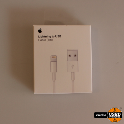 Lightning to USB kabel Apple