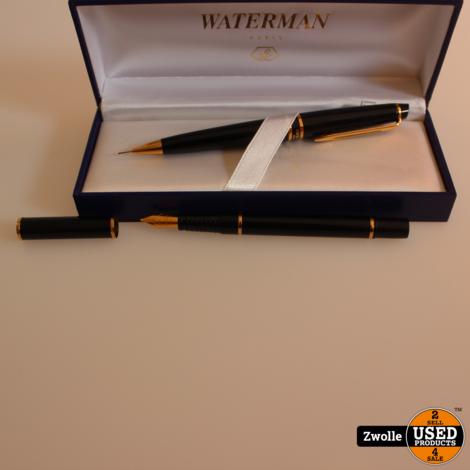 Waterman pennenset Vulpotlood en vulpen