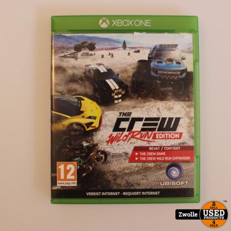 Xbox One Game | The Crew Wild Run Edition
