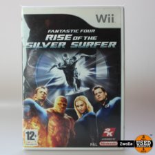 Wii Wii game Fantastic four