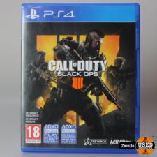playstation Call of Duty Black Ops IIII Playstation 4 Game
